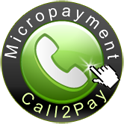 Pay with Micropayment - Call2Pay