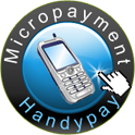 Pay with Micropayment - Handypay